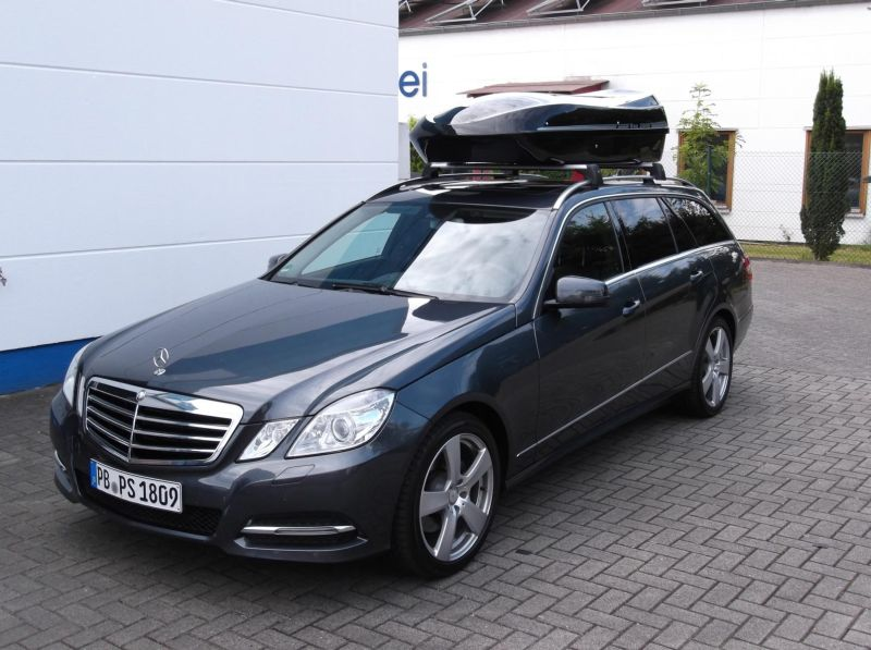 Roof Boxes Mercedes Benz Premium Roof Box Made Of Grp By Mobila