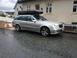 Mercedes IMG  ROOF BOXES Benz