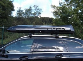 Mercedes Klasse Malibu  ROOF BOXES Benz