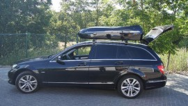 Mercedes Beluga  ROOF BOXES Benz