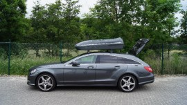 Mercedes Cls Beluga  ROOF BOXES Benz