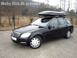 Mobyxl Auf Mercedes  ROOF BOXES Benz