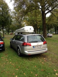 Opel Foto  ROOF BOXES