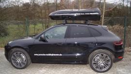 Porsche Macan Beluga  BOX PORTABAGAGLI