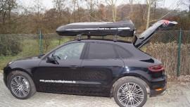 Porsche Macan Beluga Xxl  ROOF BOXES