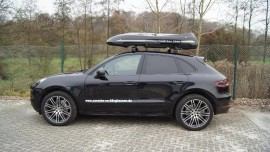 Porsche Macan Moby Dick  ROOF BOXES