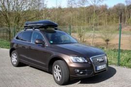 Dachboxen Audi