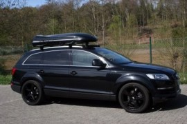 Mdxl ROOF BOXES Audi