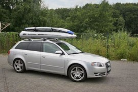 Slb  ROOF BOXES Audi