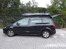 Sharan Malibu  ROOF BOXES VW