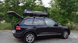 Touareg Beluga  ROOF BOXES VW