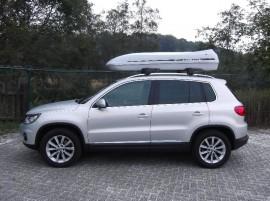 Tiguan Beluga Xxl  Dachbox VW