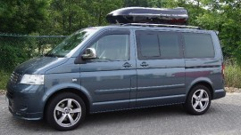 Beluga  ROOF BOXES VW