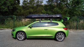 Malibu  ROOF BOXES VW