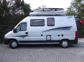 Womo Malibu  ROOF BOXES campers
