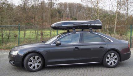 Carbon-BelugaXXL auf Audi A 8