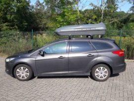 Ford Beluga Auf Ford  Dachboxen