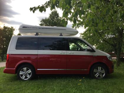 Volkswagen T5 Kundenbilder Malibu JUMBO XL Surfbox