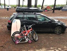 "Volkswagen Passat Dachbox VW Dachbox Moby Dick ""Aktion alles inklusive"""